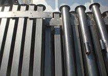 Металлические столбы в Липецке изготовление и монтаж г.Липецк
